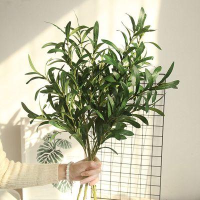 Завод з імітації оливкових листів з однієї гілки