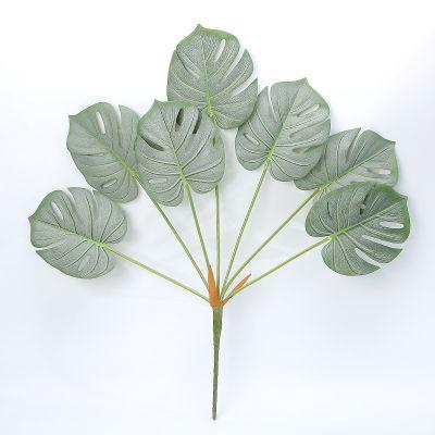 Рослина для моделювання прикрас будинку штучна квітка зелена рослина