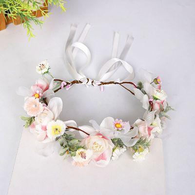 Гумка для волосся Гумка для волосся Наречена Весільна весільна сукня Аксесуар для волосся Головний Квітка