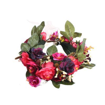Пов'язка для квітів із моделювання шовкової пряжі