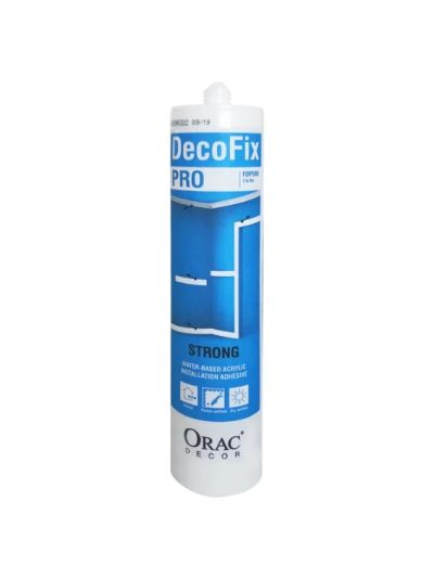 Клей монтажний Orac Decor DecoFix Pro FDP500 310 мл