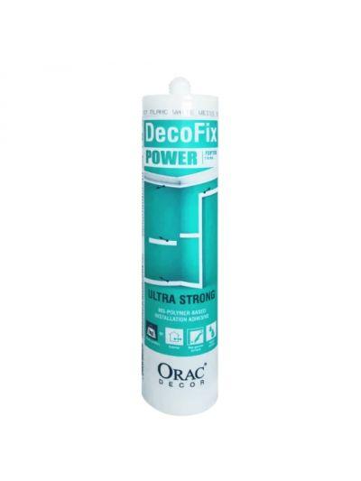Клей монтажний Orac Decor DecoFix Hydro FDP700 310 мл