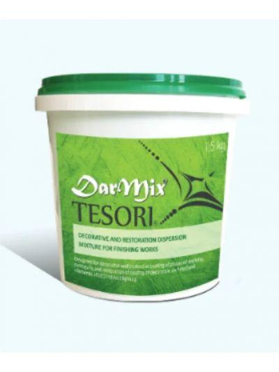 Дісперсійна суміш для фінішніх робіт TESORI DarMix 1.5 кг