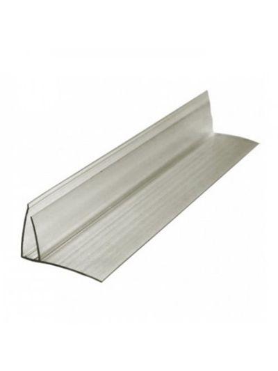 Пристінний профіль 4-6 мм сіра бронза  6000мм довжина
