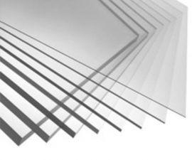 Антивандальний монолітний полікарбонат BauGlas FSX (Сербія) 2УФ Преміум 10 мм 2050 х 6100 мм прозорий