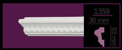 Молдинг для стен  Home Décor 1359 (2.44м)  , лепной декор из полиуретана