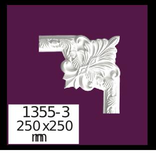 Молдинг для стен  Home Décor 1355-3 угловой  , лепной декор из полиуретана
