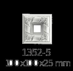 Молдинг для стен  Home Décor 1352-5 угловой  , лепной декор из полиуретана