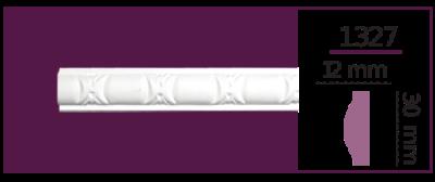 Молдинг для стен  Home Décor 1327 (2.40м)  , лепной декор из полиуретана