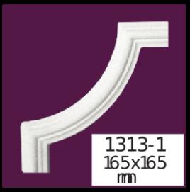 Молдинг для стен  Home Décor 1313-1   , лепной декор из полиуретана