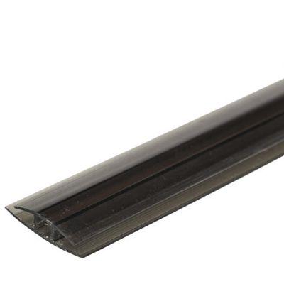 З'єднувальний Н16 профіль сіра бронза 6000мм довжина