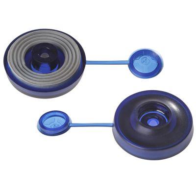Полікарбонатна Термошайба з EPDM синя