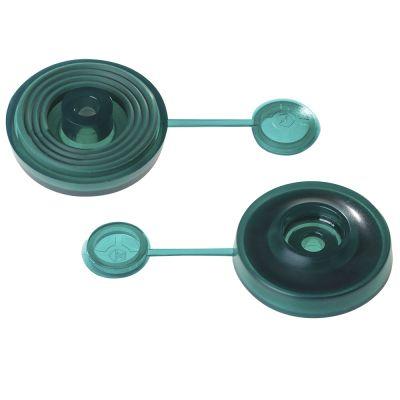 Полікарбонатна Термошайба з EPDM зелена